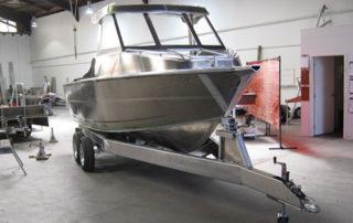 Alloy Solutions Boat Builders Opua